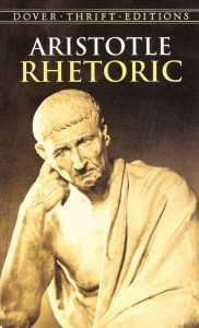 Great Business Books On Rhetoric by Aristotle