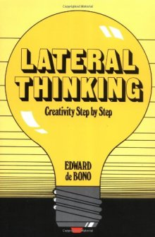 Great Business Book Lateral Thinking by Edward DeBono